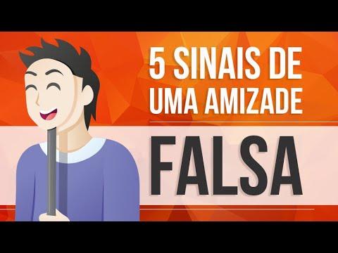 Download 5 SINAIS DE UMA AMIZADE FALSA