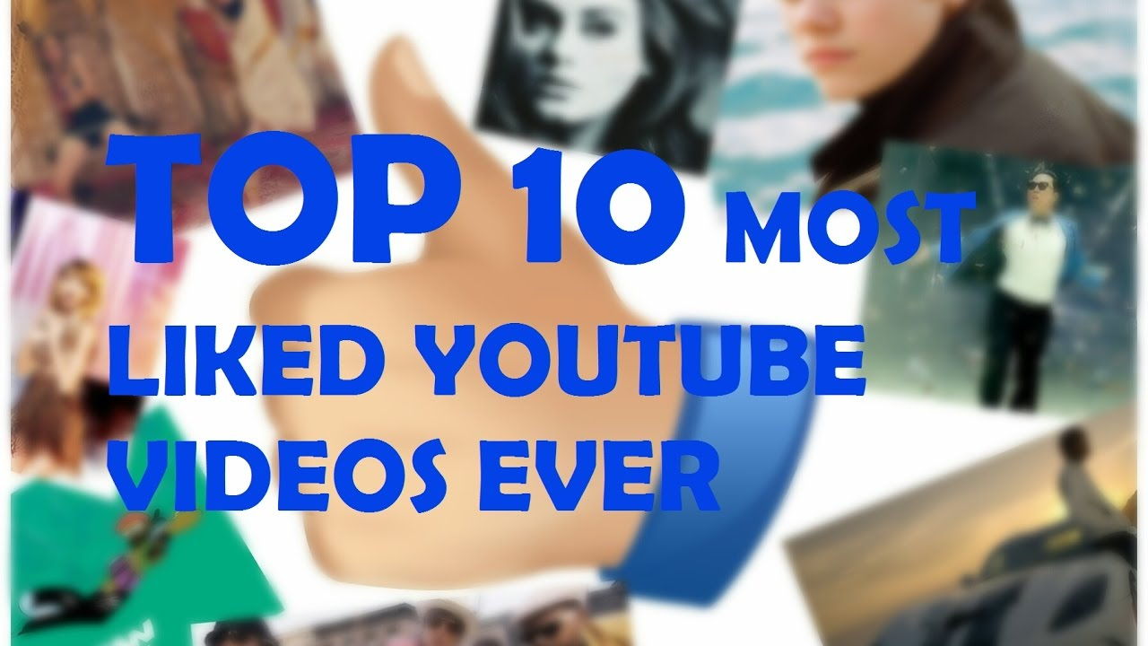 View the 10 Most Popular YouTube Videos