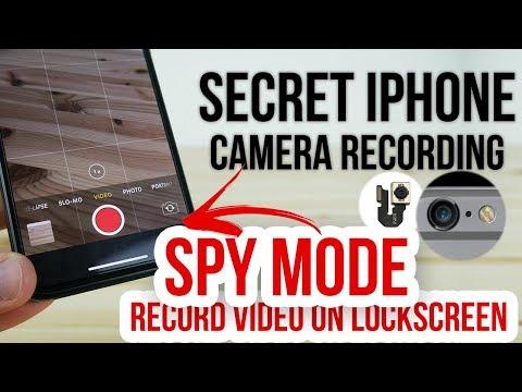 Secret IPhone Camera Recording Mode IOS 11.4 / 11 - 12 No Jailbreak (Hidden Feature)
