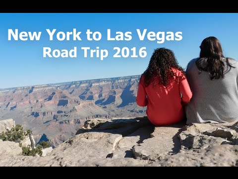 New York to Las Vegas -  Roadtrip 2016