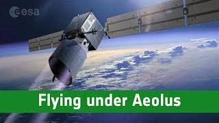 Flying under Aeolus