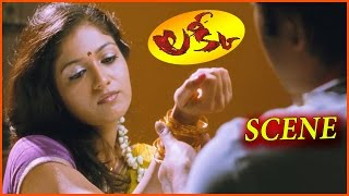 Srikanth & Meghana Raj Bed Room Scene || Lucky Movie || Srikanth, Roja