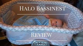 Halo Bassinest Bassinet Review | The New Mom