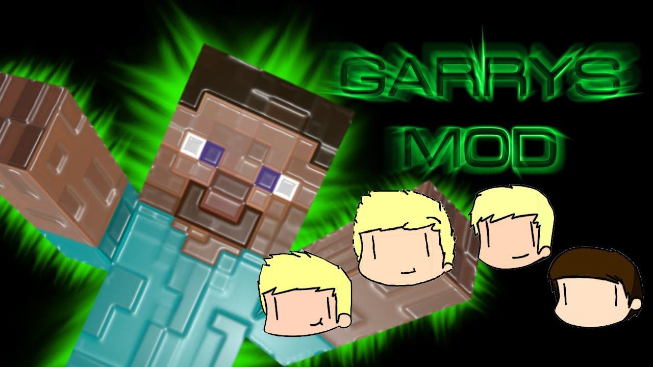 Garry's Mod - Minecraft Map - YouTube