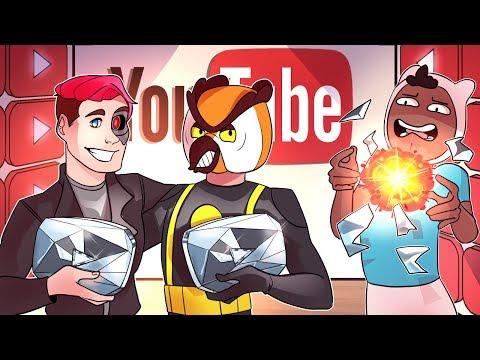 Gmod Deathrun Funny Moments: YouTube HQ Map, YouTube Success Tips & The Roast of Terroriser