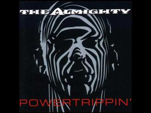 The Almighty - Over The Edge