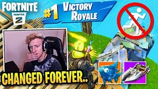 Tfue Explains Why Chapter 2 is CHANGING Fortnite...