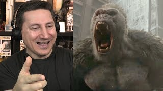 Rampage Trailer #2 Review And Breakdown
