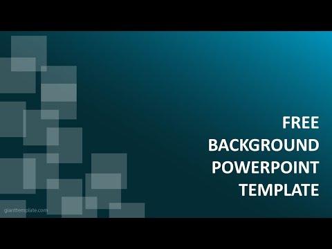 Background Powerpoint Elegant Blue V2 Free Powerpoint