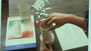 Leaning Tower Of Pisa 3d Pop-out Puzzle