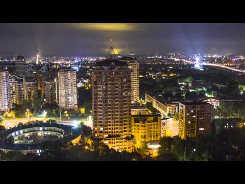 TIME LAPSE KIEV full HD