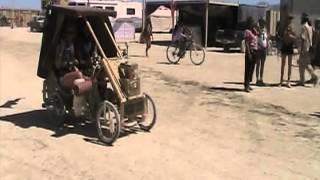 Burning Man 2012-The Bikes, Nevada