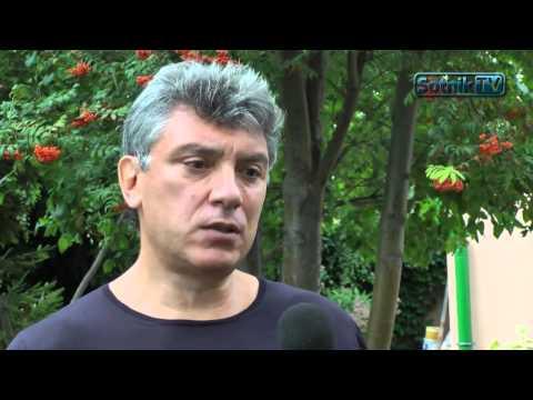 Борис Немцов: Война с Украиной - это война Путина