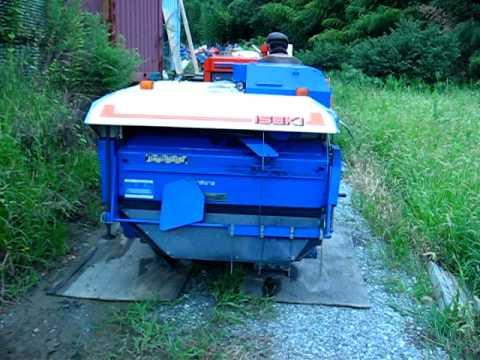 ISEKI COMBINE HL 1200  12 HP