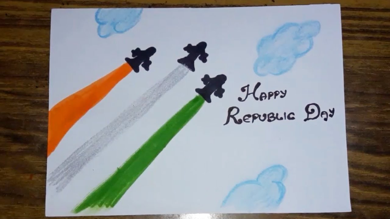 How To Draw Air Show Republic Day Republic Day Drawing For Kids Youtube Cool pencil drawing republic day drawing ideas for kids youtube. how to draw air show republic day republic day drawing for kids