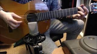 Rhythm of the Rain - The Cascades (Finger-style Guitar Cover)
