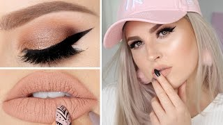 Instagram Baddie Makeup Tutorial ♡ Full Glam Shaaanxo