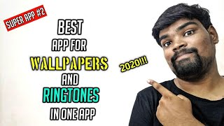 Best Wallpaper and Ringtone App For Android 2020!!! |Android Freak Tamil | Review in Tamil