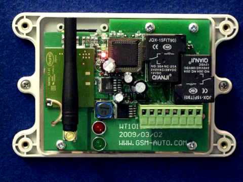 """New """"GSM -Remote-Control-Switch with full """"FCC"""" American Certificated Approval"""