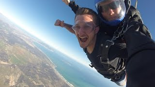 Skydive Cape Town, South Africa