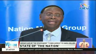 Nation Media Group announces a half-year dividend of Ksh. 1.50