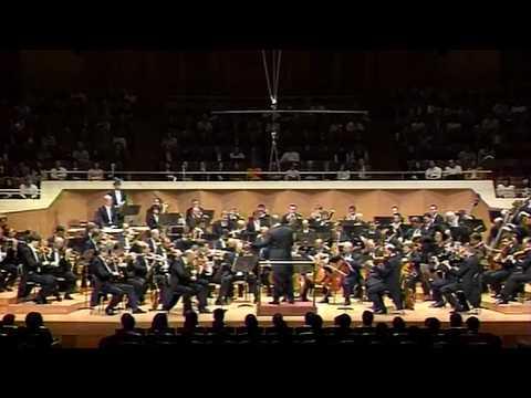 Tchaikovsky symphony No4-4mov (3/3) Valery Gergiev Vienna Philharmonic
