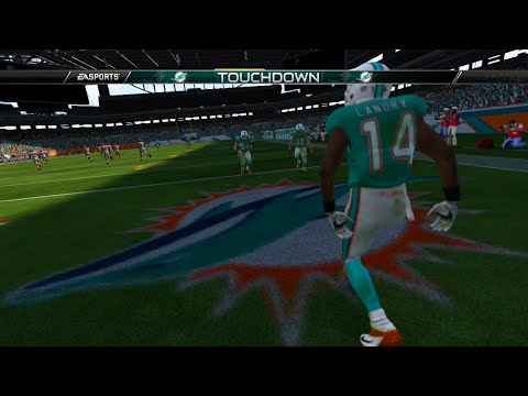 Madden NFL 17 Week 3 Cleveland Browns vs Miami Dolphins