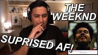 THE WEEKND - HARDEST TO LOVE FIRST LISTEN REACTION & BREAKDOWN!! | WAS NOT EXPECTING THIS...