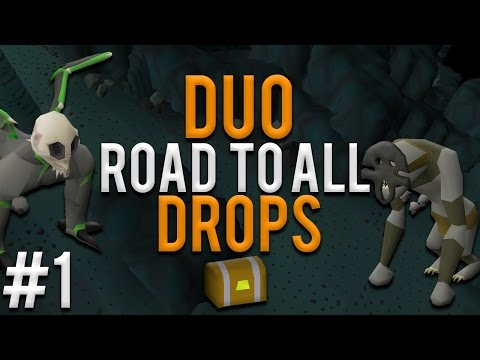 Early Series RNG!  | Duo Road To All Drops Episode 1