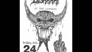 """DISARRAY - """"Future Lost"""" live 2-24-95 at The Cannery in Nashville, Tenn"""