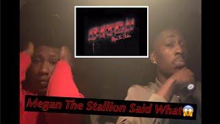 Megan Thee Stallion - B.I.T.C.H | Official Audio | Best Reaction Video!!!