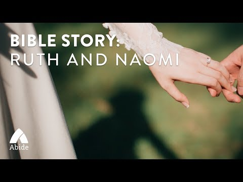 Story Of Ruth - Bible For Kids from YouTube · Duration:  4 minutes 7 seconds