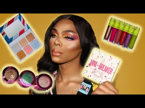 Jeffree Star Jawbreaker Collection Review thumbnail
