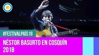 Festival País '18 - Néstor Basurto en el Festival Nacional de Folklore de #Cosquín2018