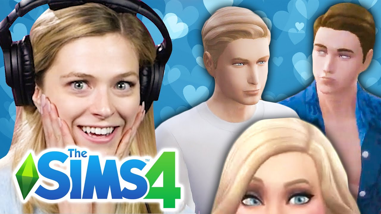 Kelsey Has 2 Kens Fight For Barbies Love In The Sims 4 thumbnail