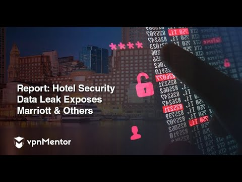 Unsecured database exposes 85GB in security logs of major hotel chains