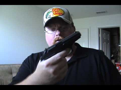 Bersa Thunder 380 review and shooting