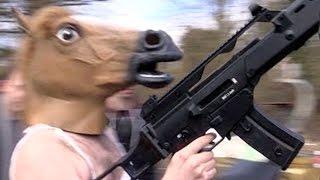 Sniper Pug (behind The Scenes)