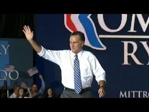 2012 Presidential Debate: Mitt Romney, President Obama Cram for First Date