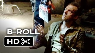 Hector And The Search For Happiness B-ROLL 1 (2014) - Simon Pegg, Rosamund Pike Movie HD