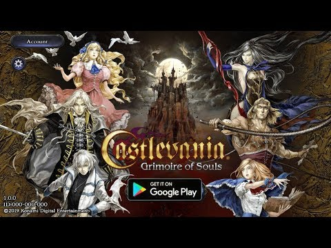 Castlevania Grimoire Of Souls - Android Gameplay First Look