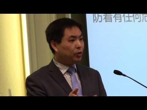 CCBA Chinese Sermon 05-07-17 -- 儆醒等候主再來:潘勝利牧師