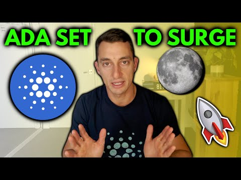 Last Chance to BUY $1~ Cardano ADA Before MOON