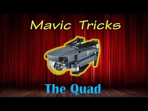 Mavic Tricks - Mavic Pro Quad Overview