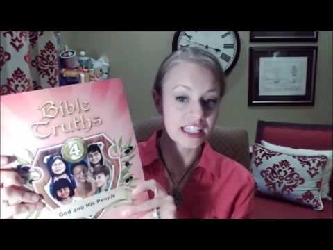 How We Use BJU Press Elementary Bible Truths In Our Homeschool