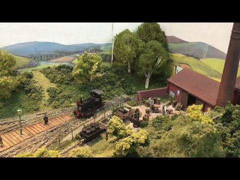 Kenavon (East Reading) Model Railway Exhibition - 17th February 2018