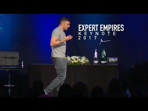 EXPERT EMPIRES GARY VAYNERCHUK KEYNOTE | LONDON 2017