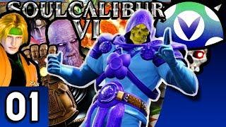 [Vinesauce] Joel - Soul Calibur VI ( Part 1 )