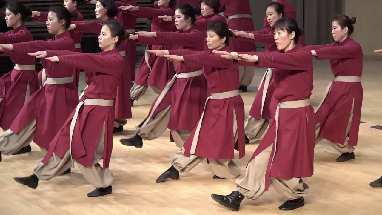 Gurdjieff Sacred Dance - First Dervish Prayer (Camel Step)
