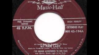 I Could Have Danced All Night (1956) - Dottie Evans